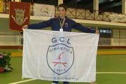 Marco Bento, Vice Campeão Nacional de Mini Trampolim