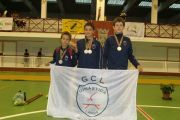 Equipa de Iniciados masculinos, Vice Campeões Nacionais de Minitrampolim - 2009